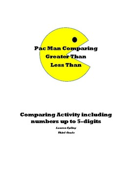 Comparing with Pac Man