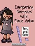 Comparing with Place Value (Tens and Ones)