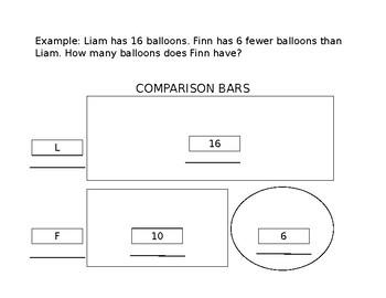 Comparison Bars