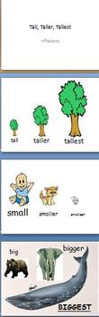 Comparison Inflections
