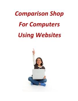 Comparison Shopping Bundle Using Websites