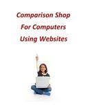 Comparison Shop for Computers Using Websites