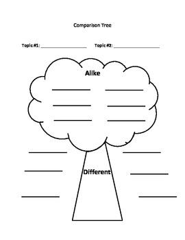Comparison Tree