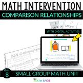 Comparison Word Problems | Print and Digital Math Interven