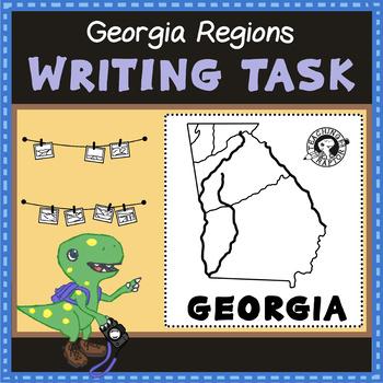 Comparison Writing: Georgia Regions