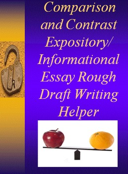 Comparison and Contrast Essay - Writing Helper