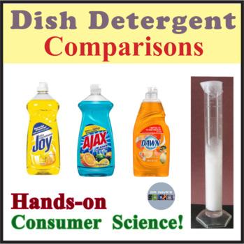 Comparison of Dishwashing Detergents
