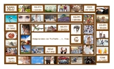 Comparisons with As ... + ... As Spanish Legal Size Photo Board Game