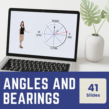 Compass Bearings - 9th-10th grades, (UK GCSE, year 10-11)