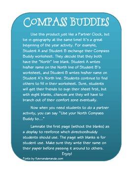 Compass Buddies