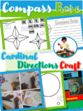 Compass Rose Craft and Writing