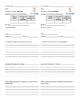 Compass ELA & Math Recording Sheets