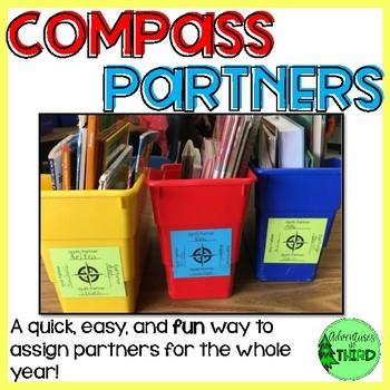 Compass Partners with Ideas FREEBIE