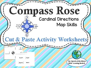 Comp Rose- Cardinal Directions Cut and Paste Activity Worksheets on bodies of water on a map, automatic watch, using a scale on a map, parallels on a map, human features on a map, lines of longitude on a map, north magnetic pole, south on a map, north on a map, title on a map, easting and northing, atlantic provinces on a map, quartz crisis, geographic coordinate system, axis on a map, locator on a map, relief on a map, compass points on a map, relative direction, time zones on a map, windward and leeward, geography on a map, compass rose on a map, natural resources on a map, spring drive, map on a map, boxing the compass, key/legend on a map, grid system on a map, magnetic declination,