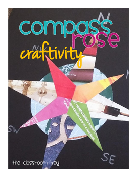 Compass Rose Craftivity