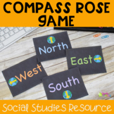 Compass Rose Game