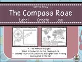 Compass Rose Cardinal Directions