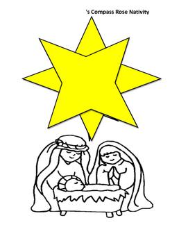 Compass Rose Nativity
