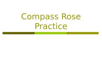 Compass Rose Practice