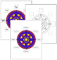 Compass Rose - Printable