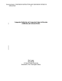 Compassion Satisfaction and Compassion Fatigue in Education