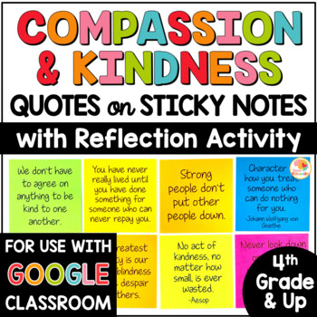 Compassion And Kindness Quotes On Sticky Notes By Kirsten S Kaboodle