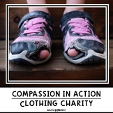 Compassion in Action Clothing Charity a Community Service Project