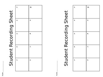 Compatible Numbers- Mental Math Practice