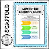 Compatible Numbers Scaffold/Step by Step