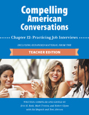 Compelling American Conversations Chapter 12: Practicing I