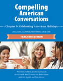 Compelling American Conversations Chapter 9: Celebrating A