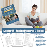 Compelling Conversations Chapter 16: Reading Pleasures and Tastes
