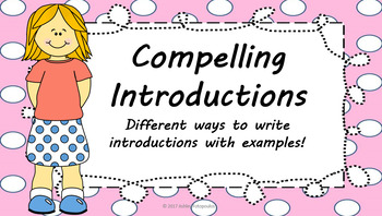 Introductions (Different Ways to Write with Examples)
