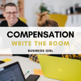 Compensation Human Resources QR Code Scavenger Hunt