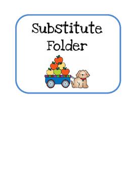 Compete Substitute Folder
