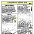 Competition During the Cold War