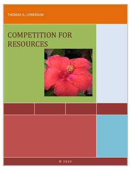 Competititon for Resources
