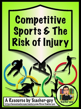 Competitive Sports and The Risk of Injury - Grade 8 Ontario Health
