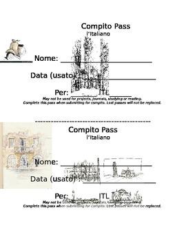 Compito Pass
