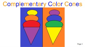 Complementary Color Cones
