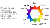 Complementary Color Name