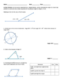 Complementary and Supplementary Angle Relationships