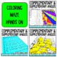 Complementary and Supplementary Angles Lesson Bundle