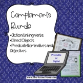Complements Grammar Bundle with distance learning option