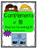 Complements of 10-Practice making 10
