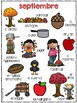 Completa el cuento - Otoño (Autumn/Fall - Bilingual)