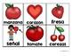 Completa las oraciones los colores (Complete the Sentences in Spanish Colors)