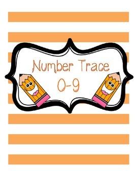 Complete 0-9 Tracing Packet