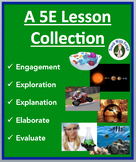 Complete 5E Lesson Bundle - 72+ Resources and Growing
