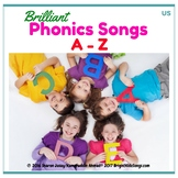 Early Childhood Education: A - Z Brilliant Phonics Songs
